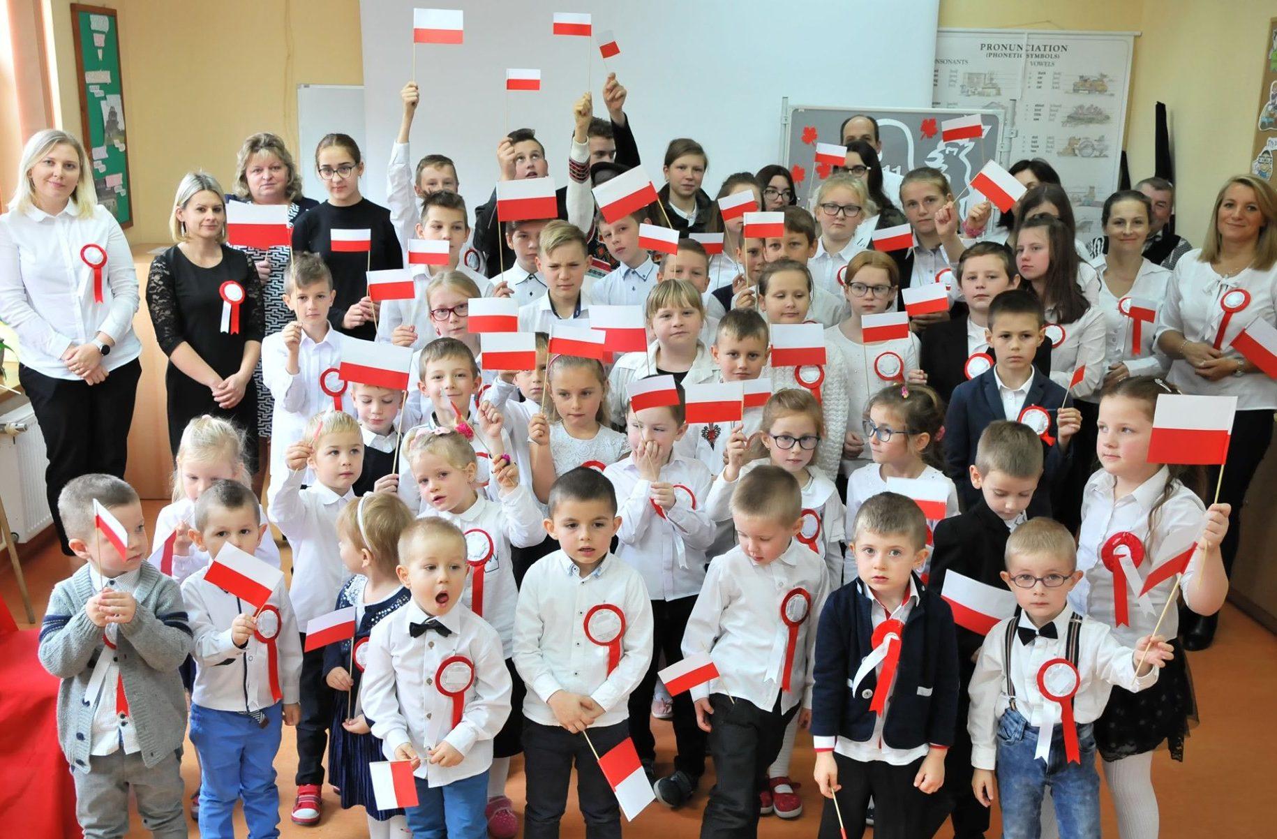 Szkoła Podstawowa w Łapszance