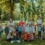 Dzieci z zespołu Torecki